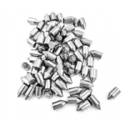 Tungsten carbide  conical buttons